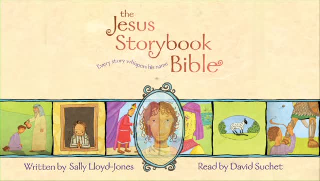 The girl no one wanted   jesus storybook bible
