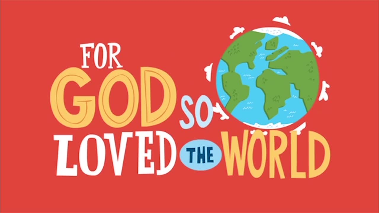For god so loved the world   the rizers