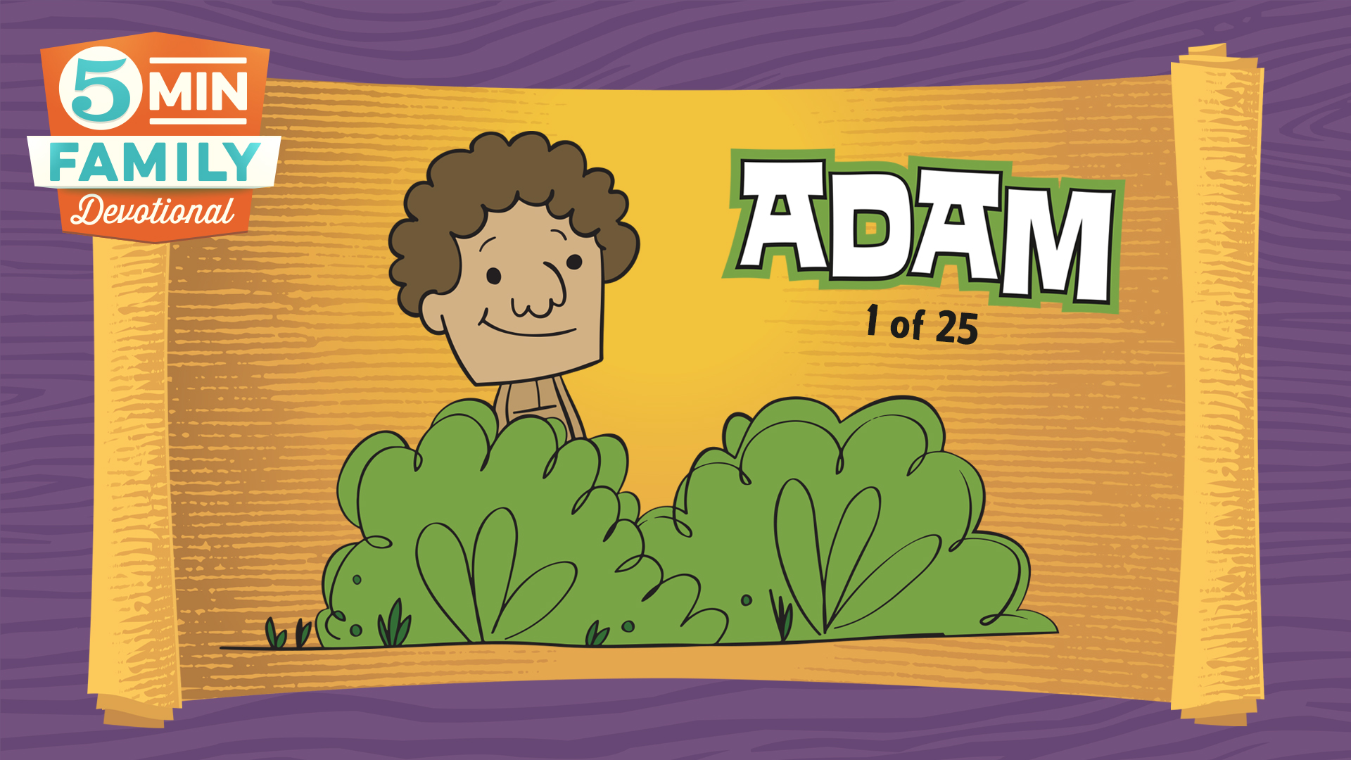 Adam made in gods image