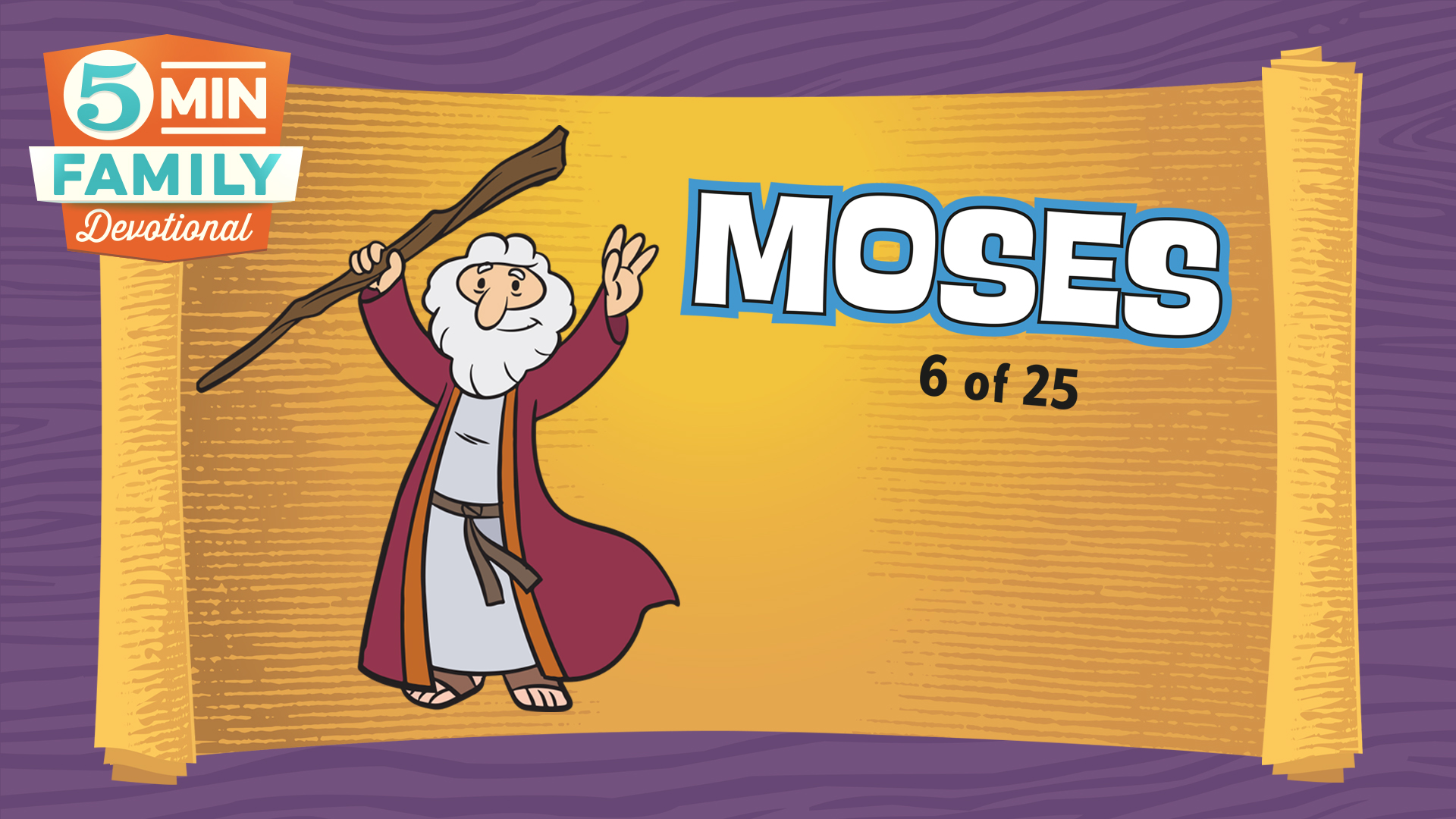 Moses god helped moses
