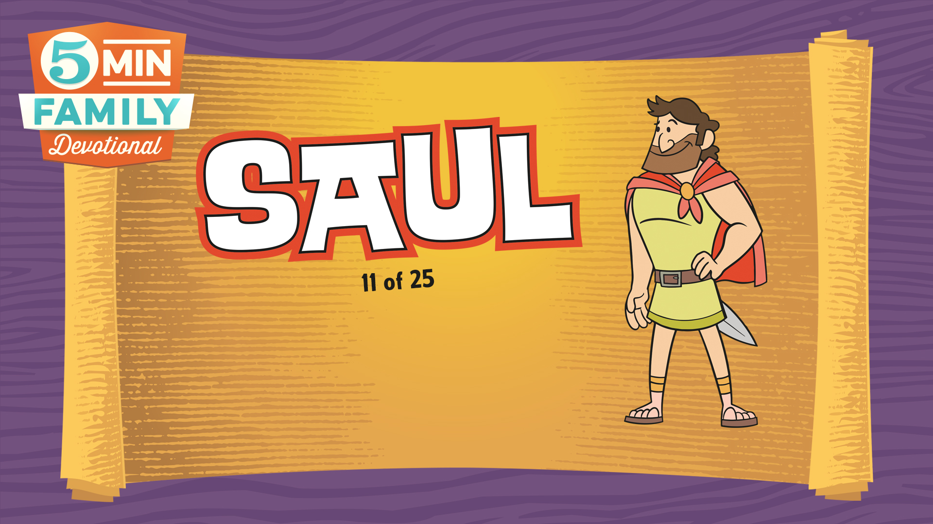 Saul god rejected him as king
