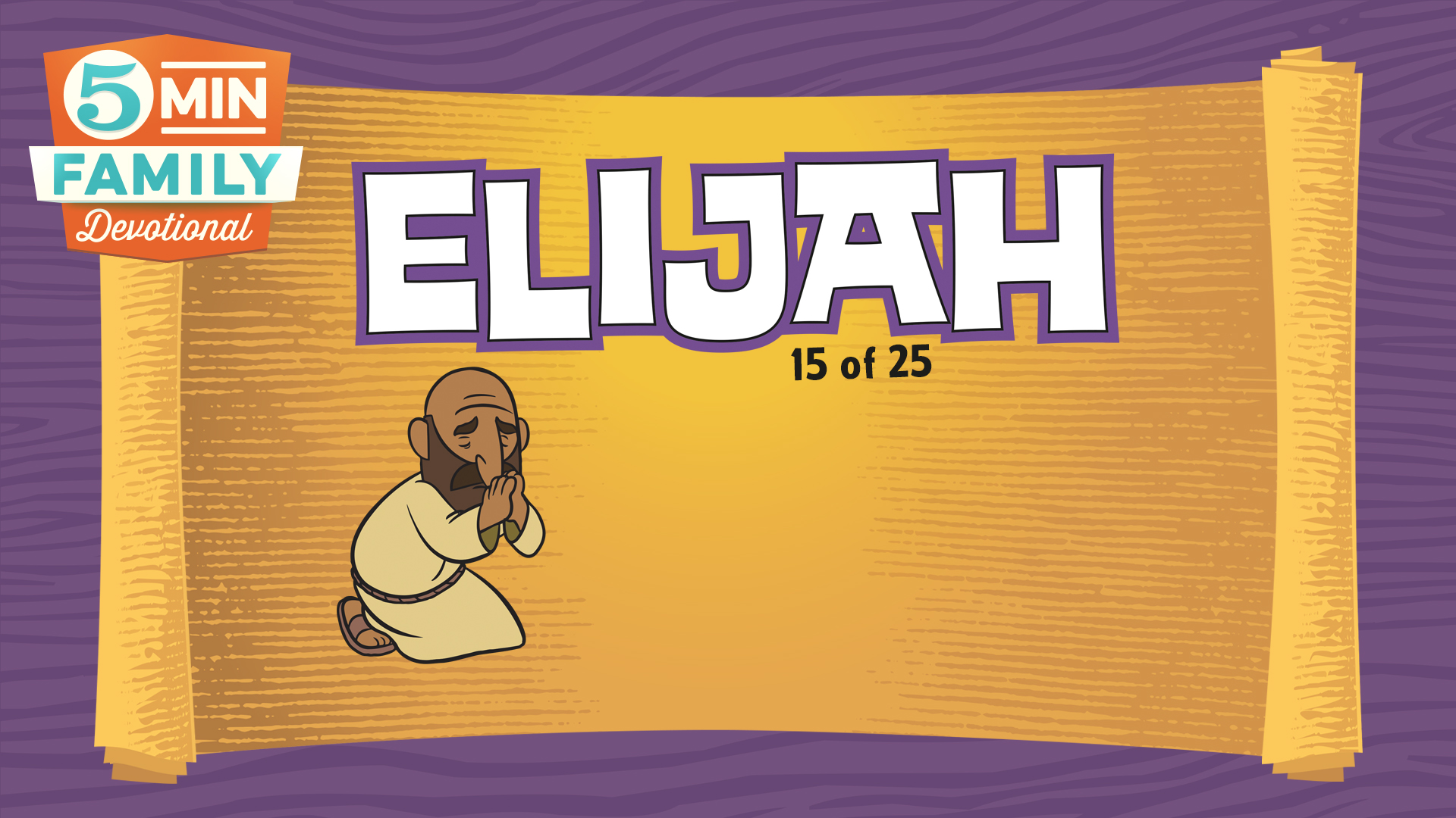 Elijah god proved he is real