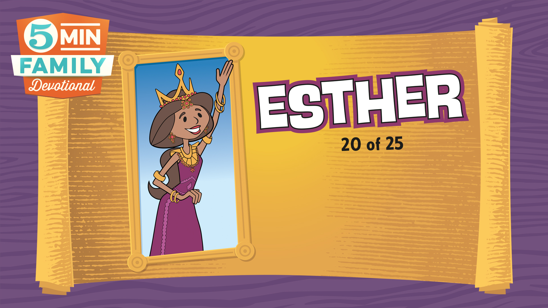 Esther god made her queen