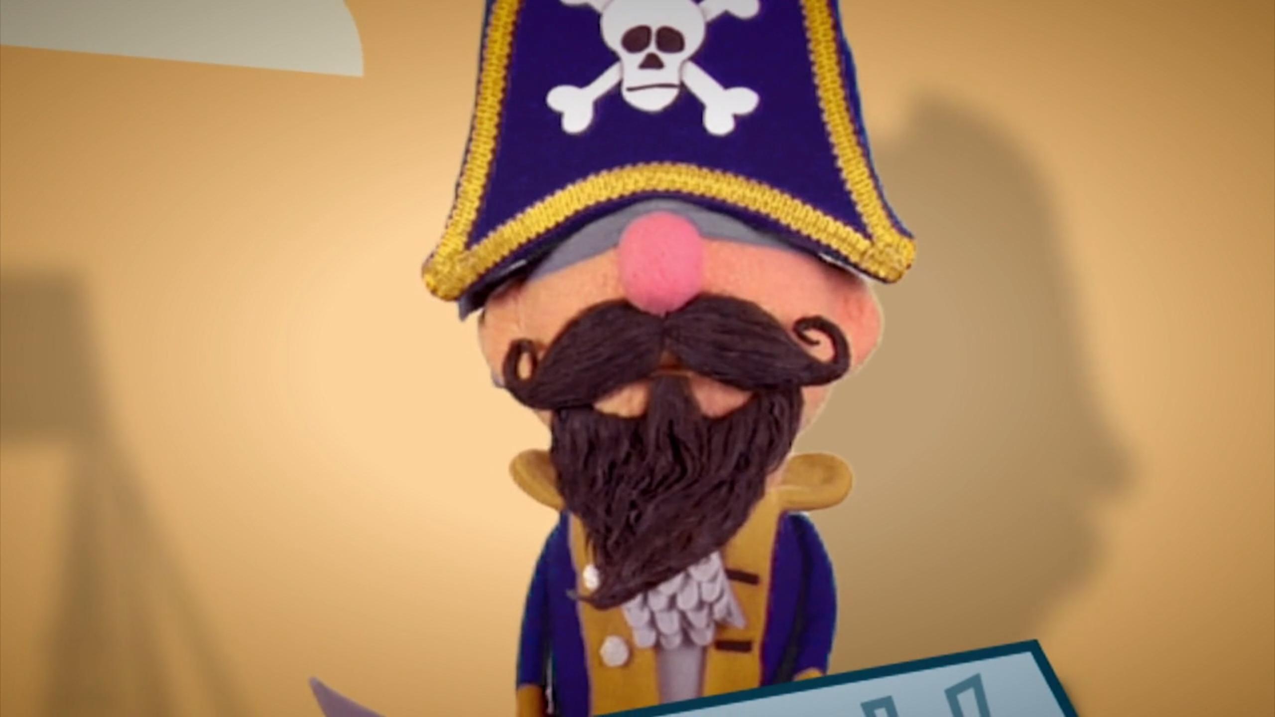 Pirate etiquette close
