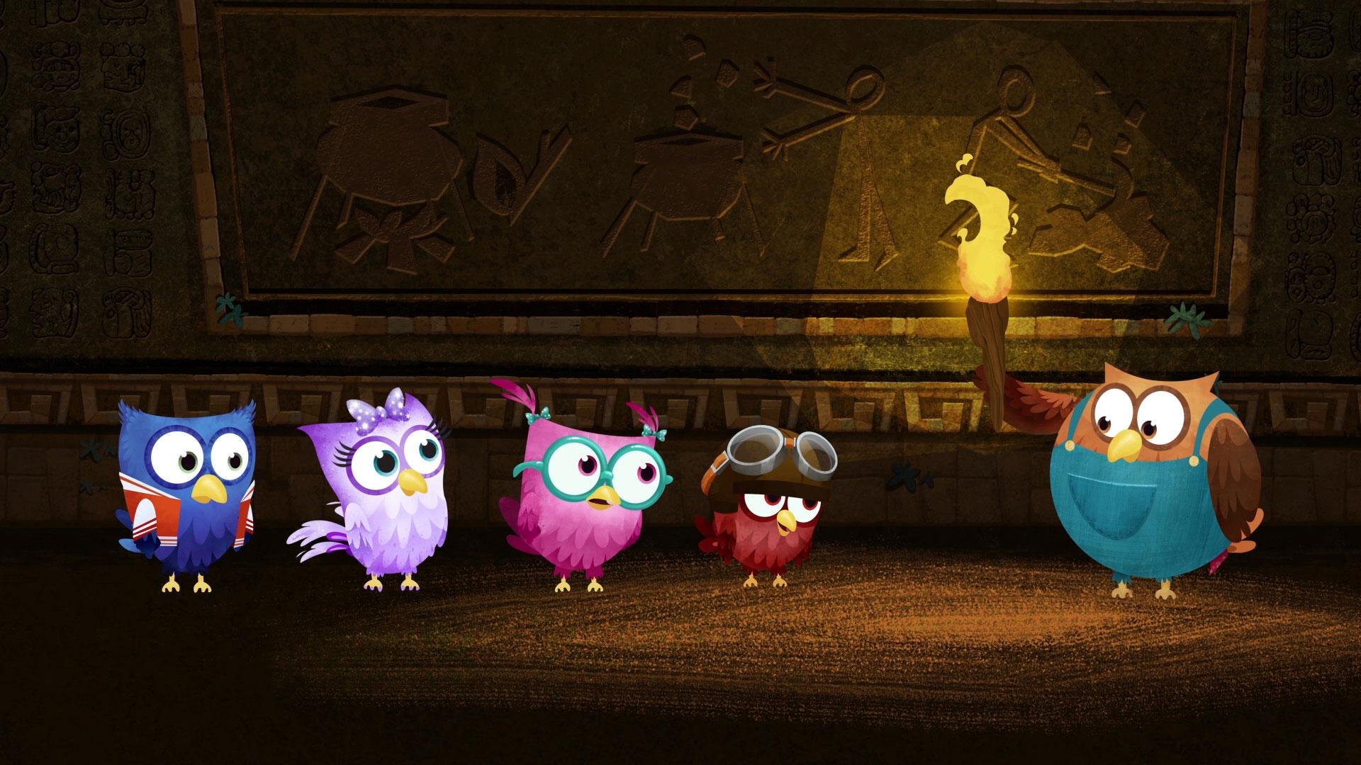 Owlegories seasons preview image