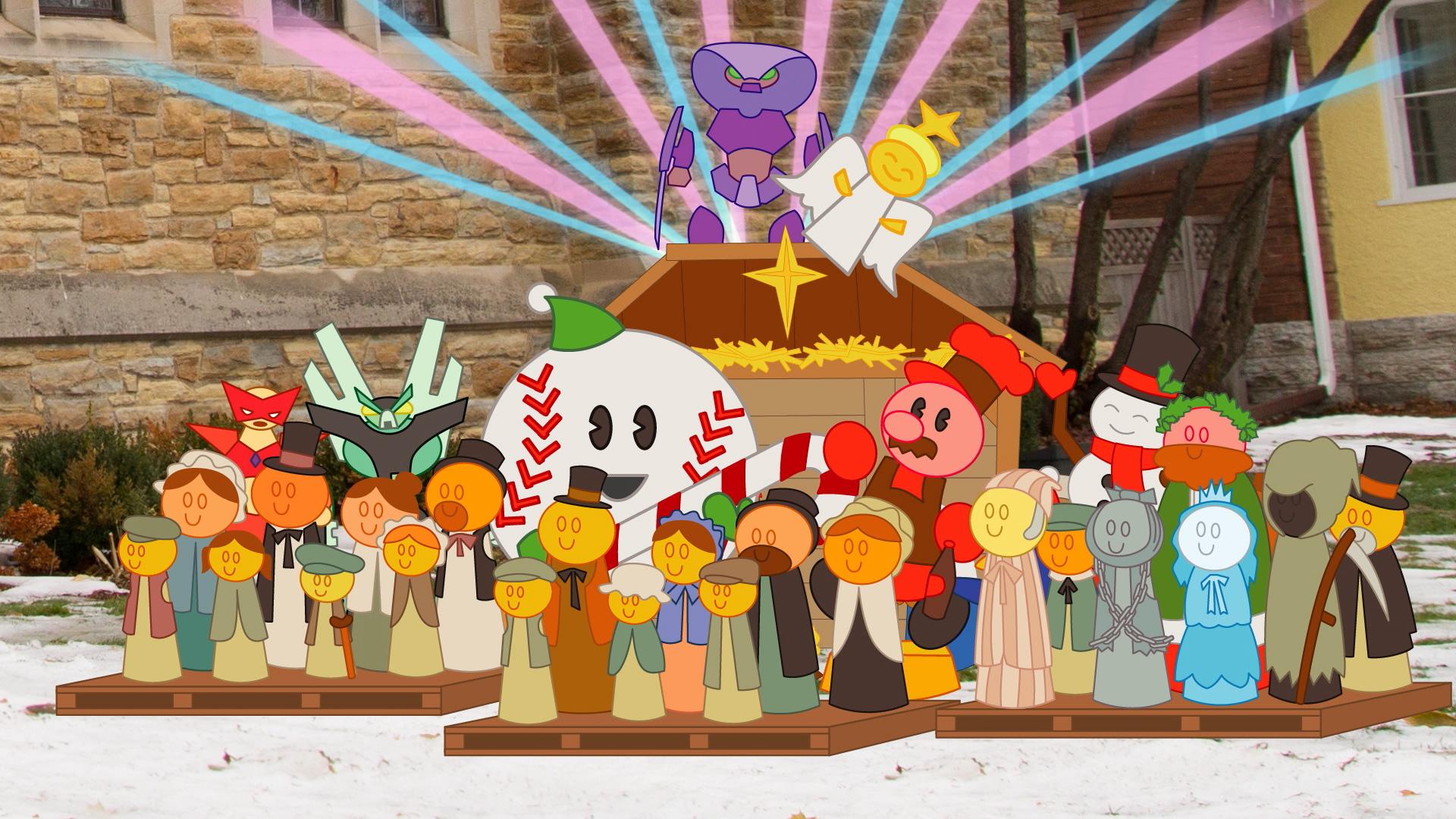 Ada v5 ep05 the ultimate nativity