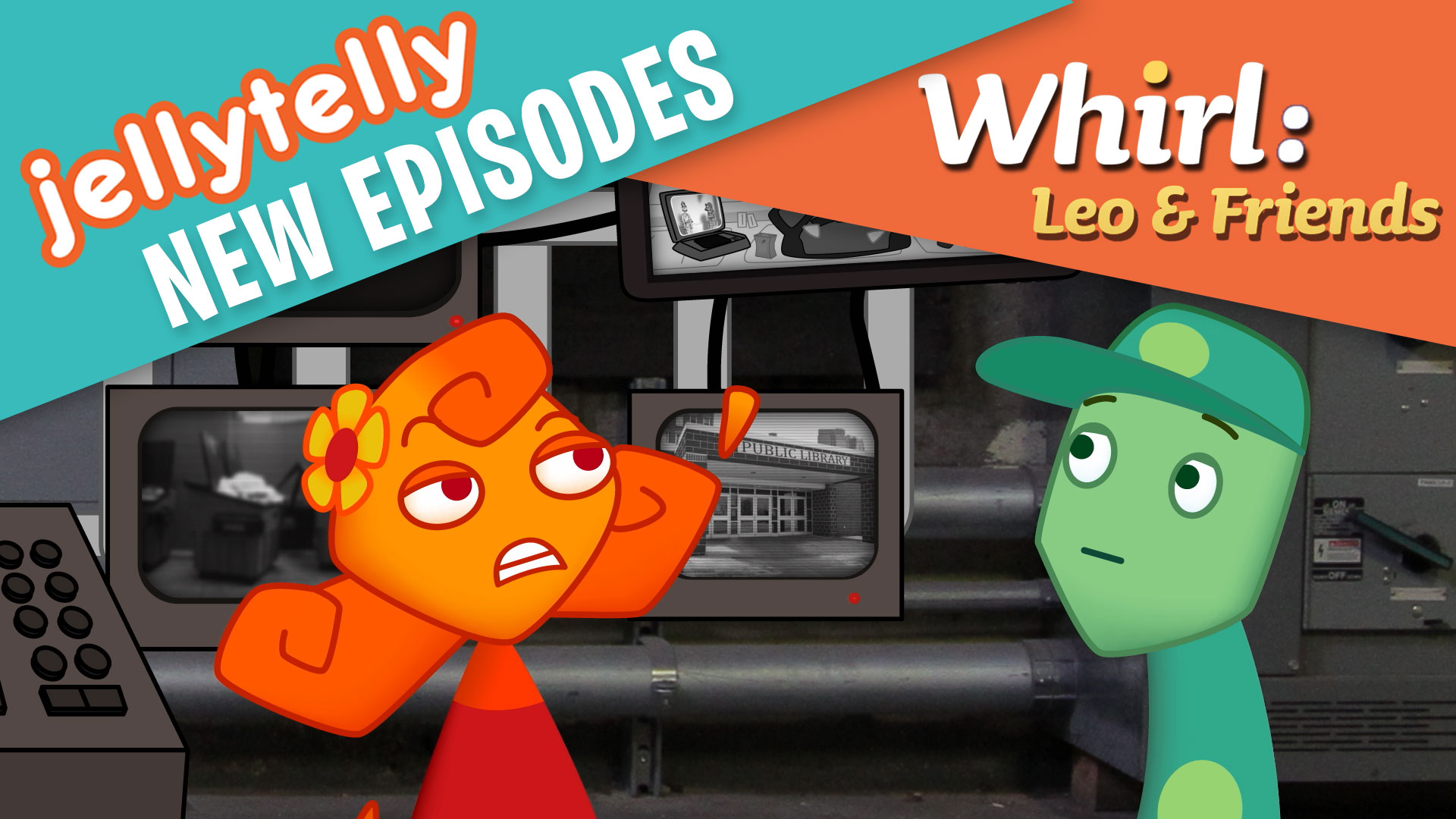 Whirl leo v4 ep07 featured preview image