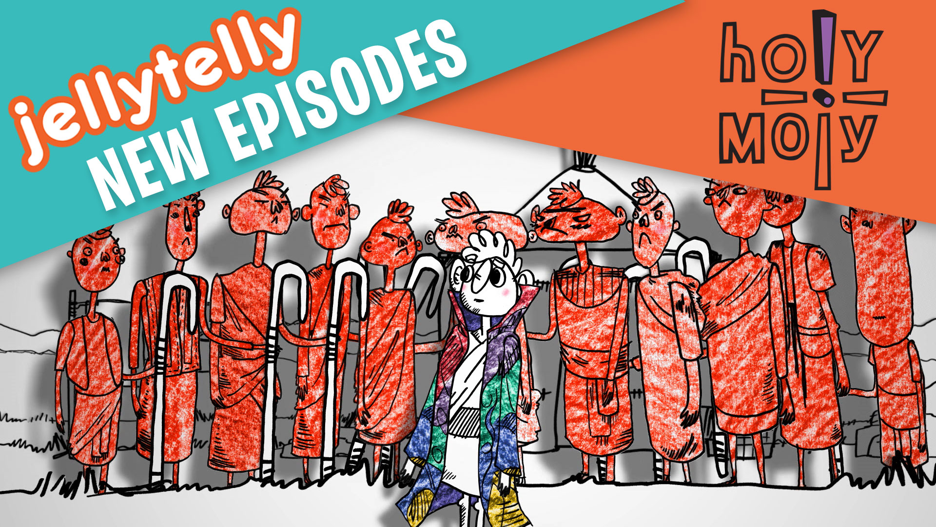 Holy moly ep 09 featured preview image