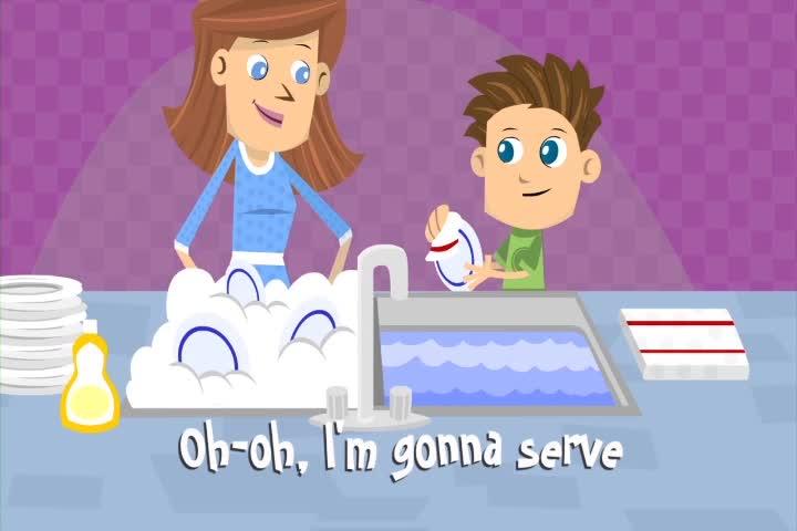 Gonna serve