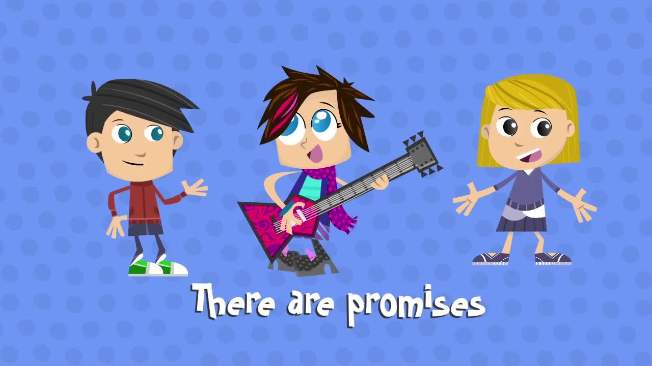 There are promises