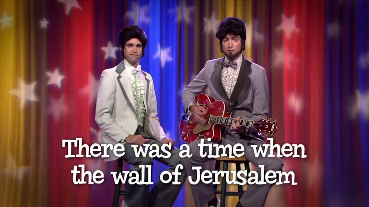 Nehemiah sing along