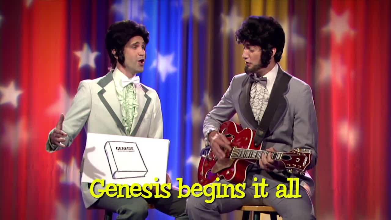 Genesis sing along