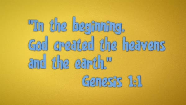 Genesis 11 with sunday school lady