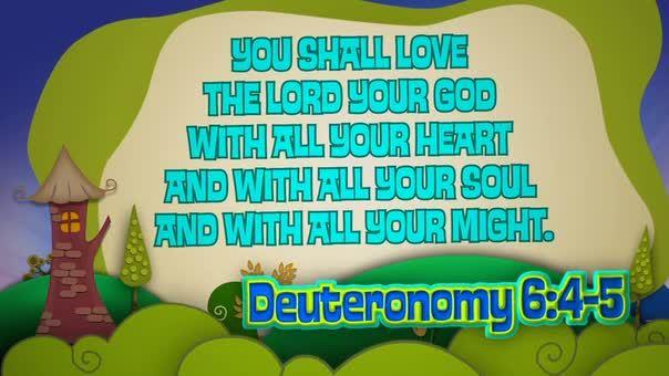 Deuteronomy 64 5 hills