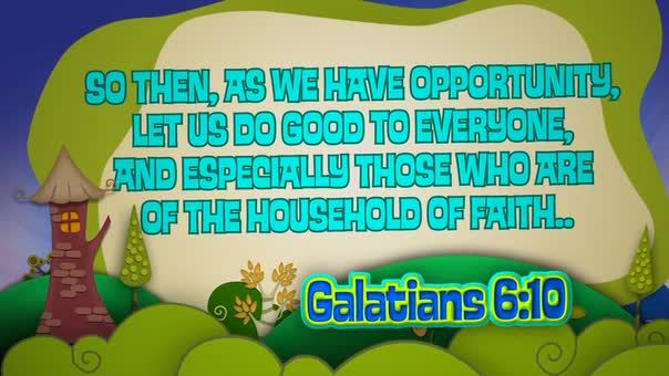 Galatians 610 hills