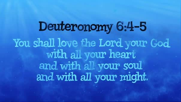 Deuteronomy 64 5 ocean