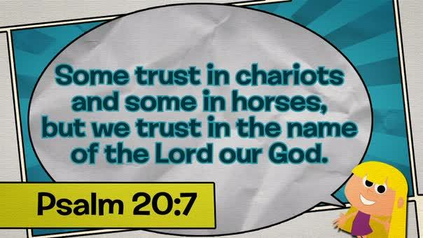 Psalm 207 comic