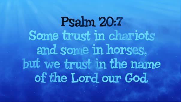 Psalm 207 ocean