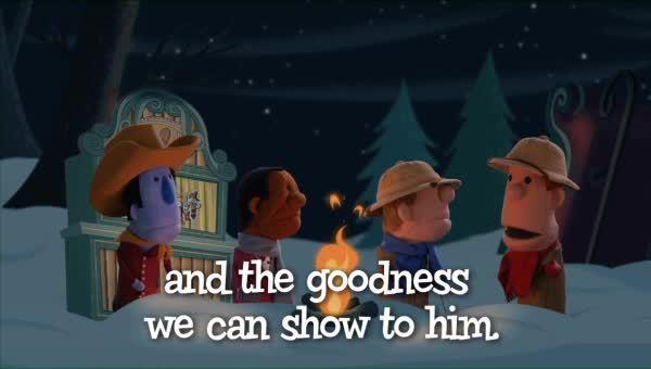 Good enough for god sing along