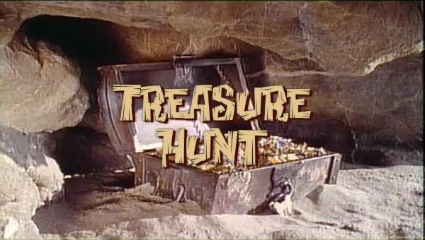 Science treasure hunt
