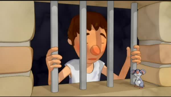 Joseph in jail