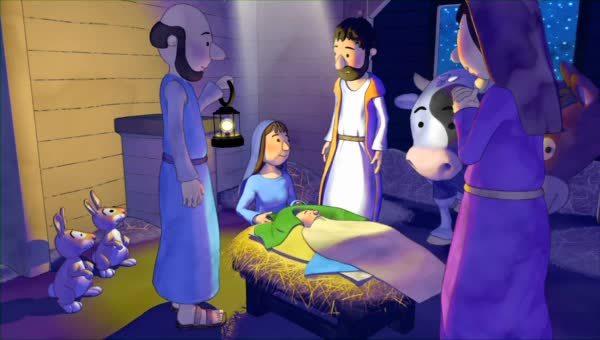 The jesus series christmas