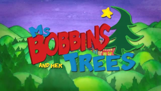 Ms bobbins and her trees