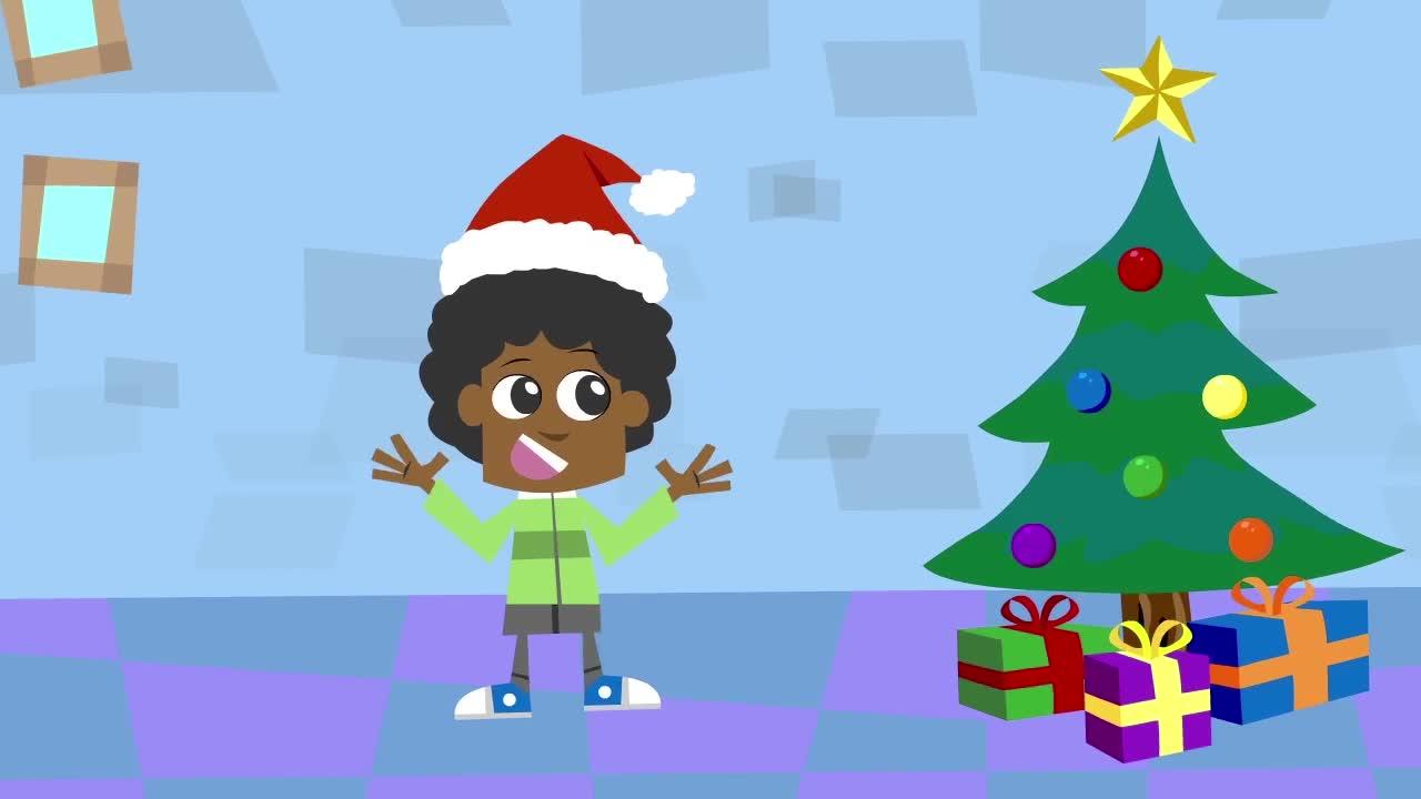 Es navidad   yancy y sus amigos