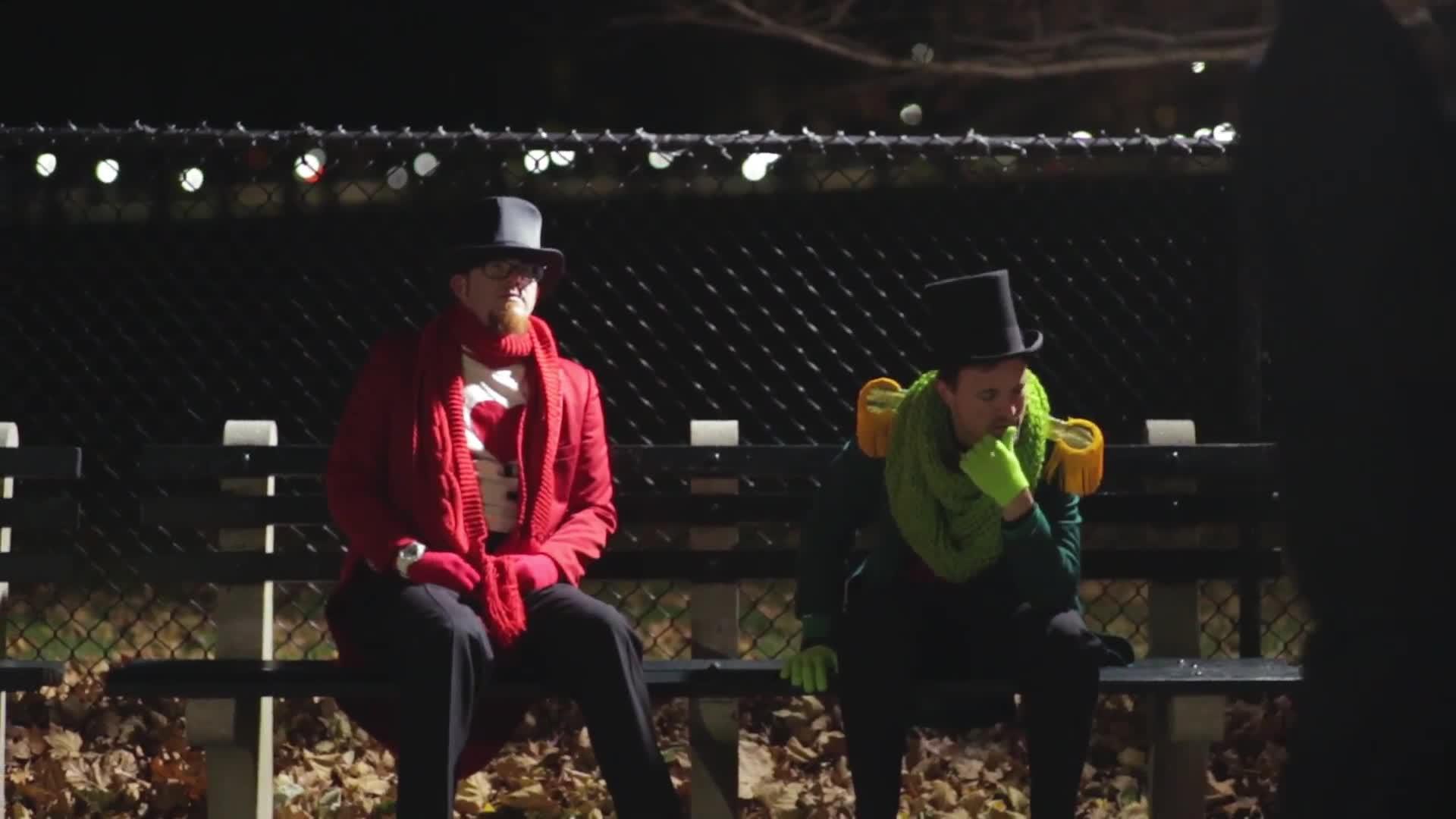 Oldman and spielmans christmas adventure part 2